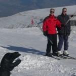 Skiliftfahren noch nicht verlernt