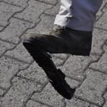 Damit lässt sich schlecht wandern: Nicht vorangemeldete Verschleisserscheinungen
