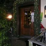 """Restaurant """"Laterne"""" zum Zweiten . . . ."""
