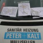 Routenpläne der Peter + Kalt - Crew