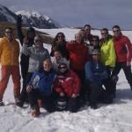 Skiweekend Pizol 2012