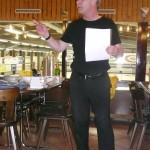 Unser Manager und Freund Paul Keller
