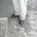 Markus' neue Schuhe