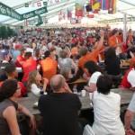 Proppenvolles EURO-08 Zelt
