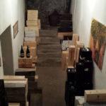 Cantina Zugang zum Kellerlokal